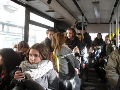 Autobús de Estocolmo