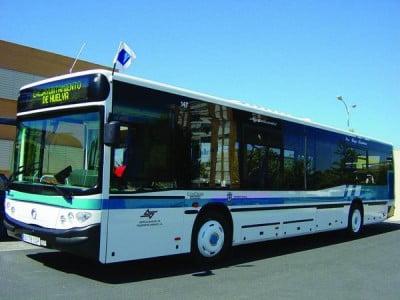 Autobús de Huelva