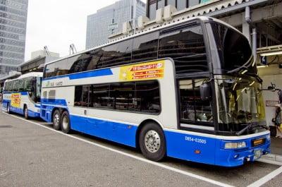 Autobús de Japón