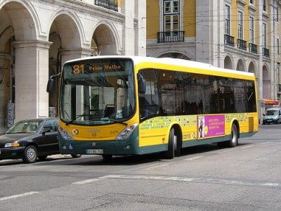 Autobús de Lisboa