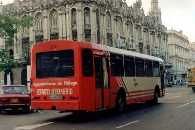 Autobús de Málaga