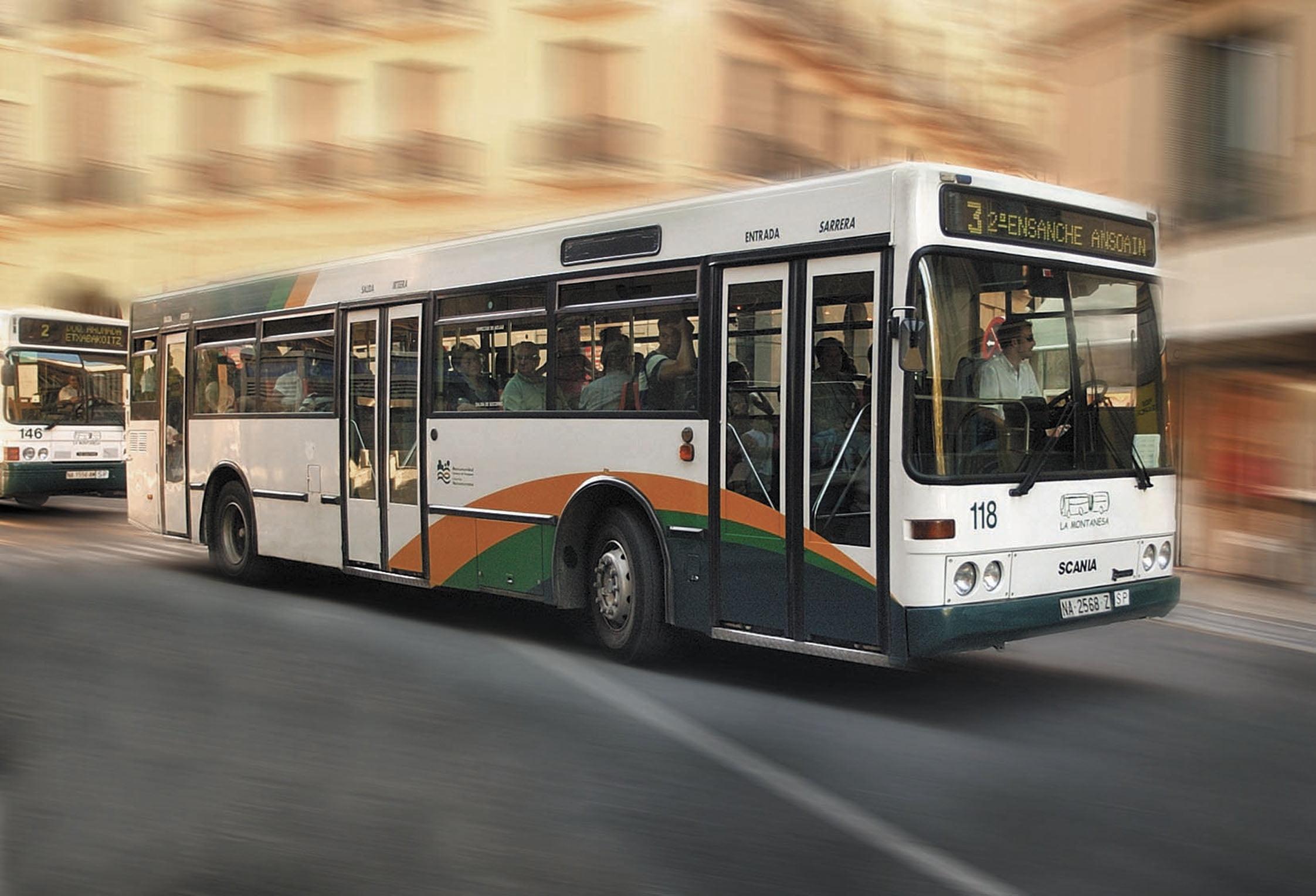 Autobús de Pamplona