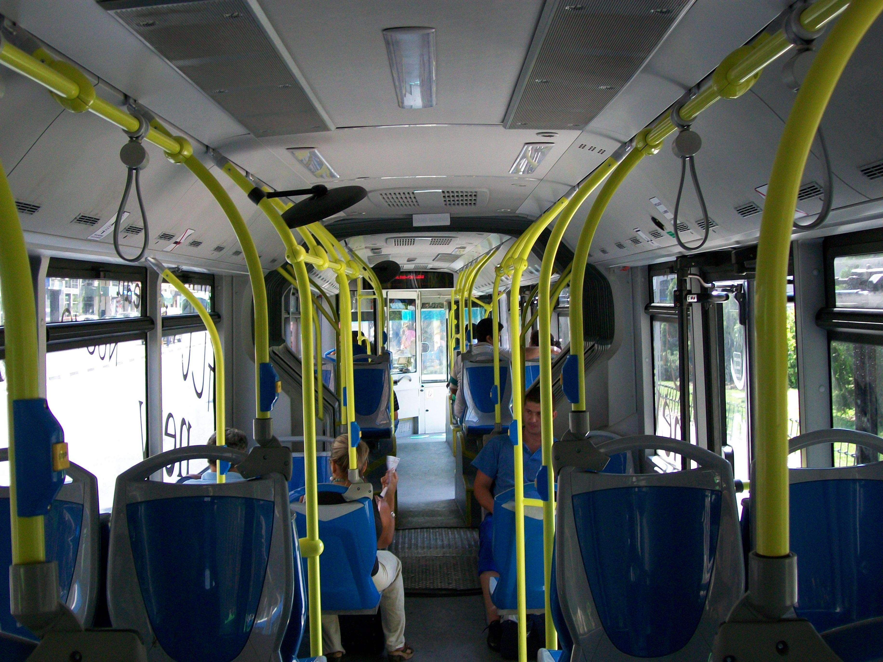 Autobús de San Sebastián