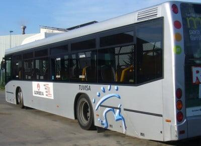 Autobús de Vitoria