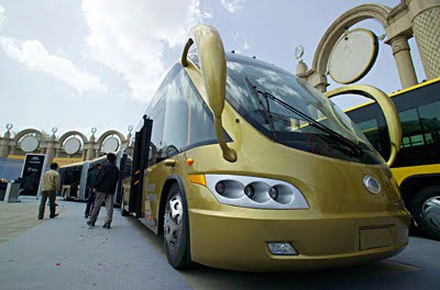 autobus en china