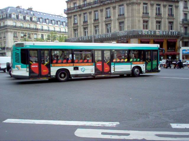Autobus Francia