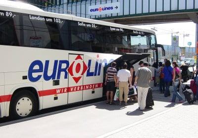 Autobus a Marruecos