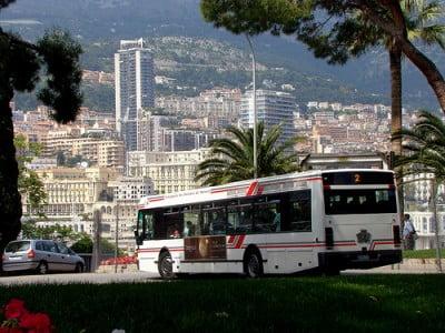 Autobús de Mónaco
