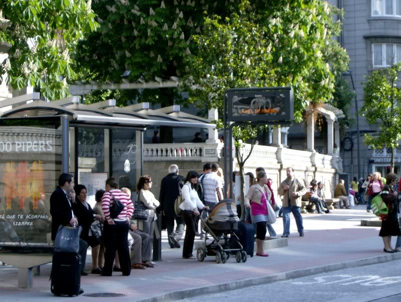 Autobús urbano de Ourense