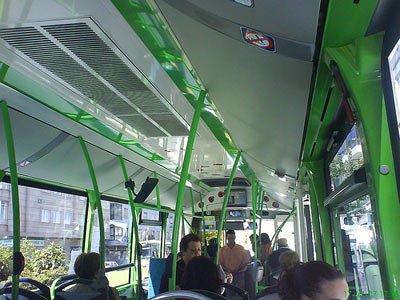 Autobús urbano de Vigo