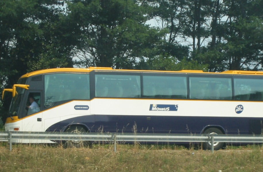 Autobuses a Ourense