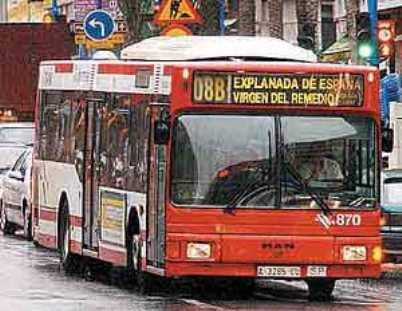 Autobuses de Alicante