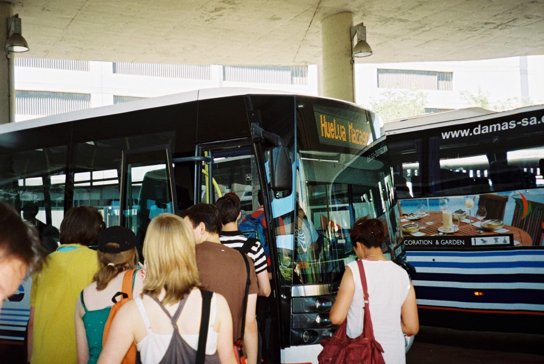 Autobuses de Huelva
