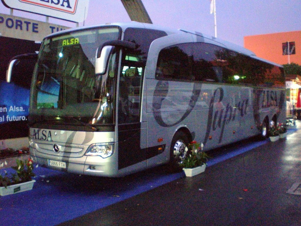 autobús gay interno
