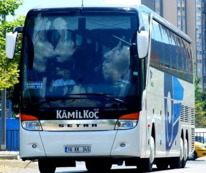 Autobuses Turquía