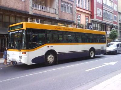 horarios autobus urbano: