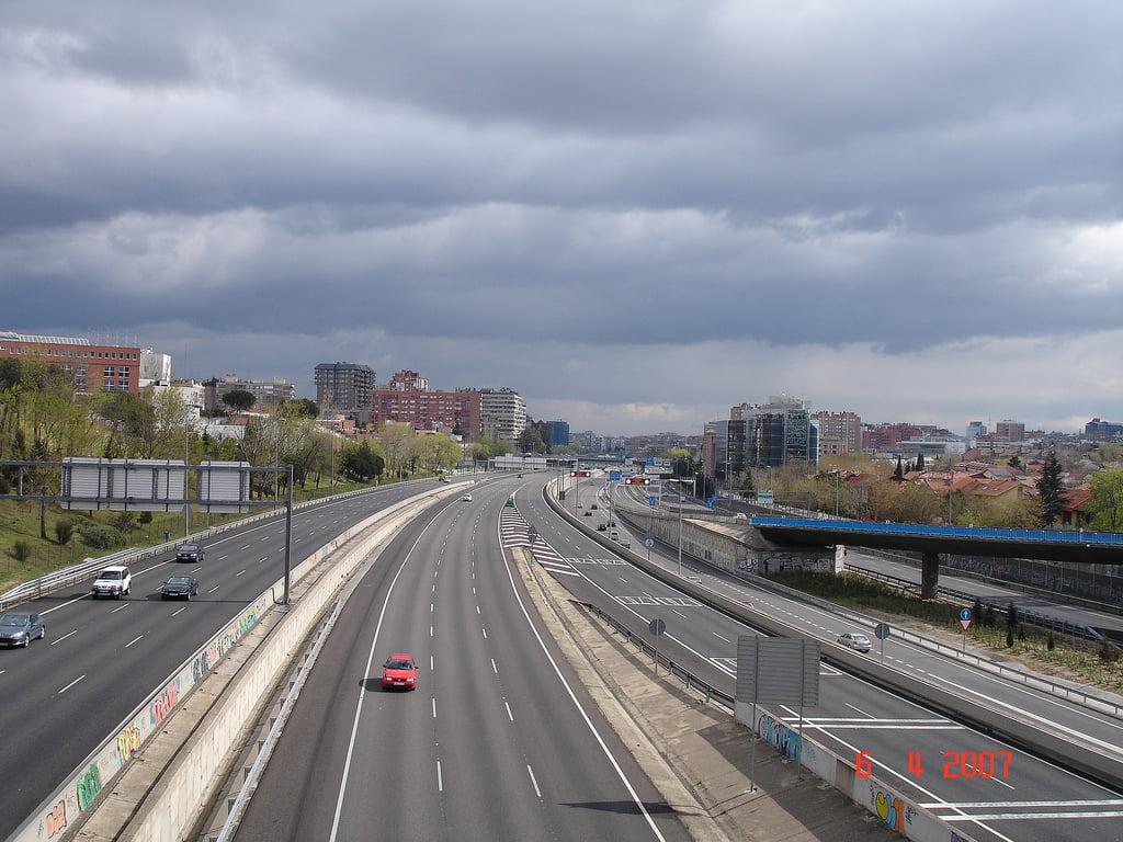 Autopista de Bilbao