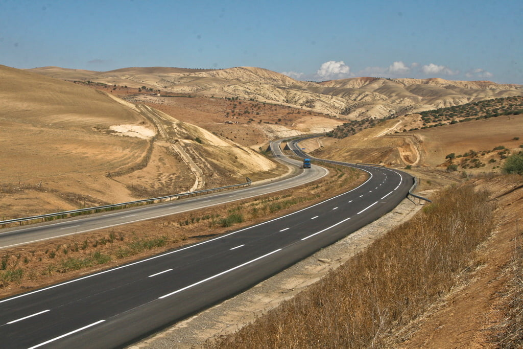 Autopista de Marruecos