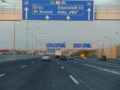 Autopista de Viena