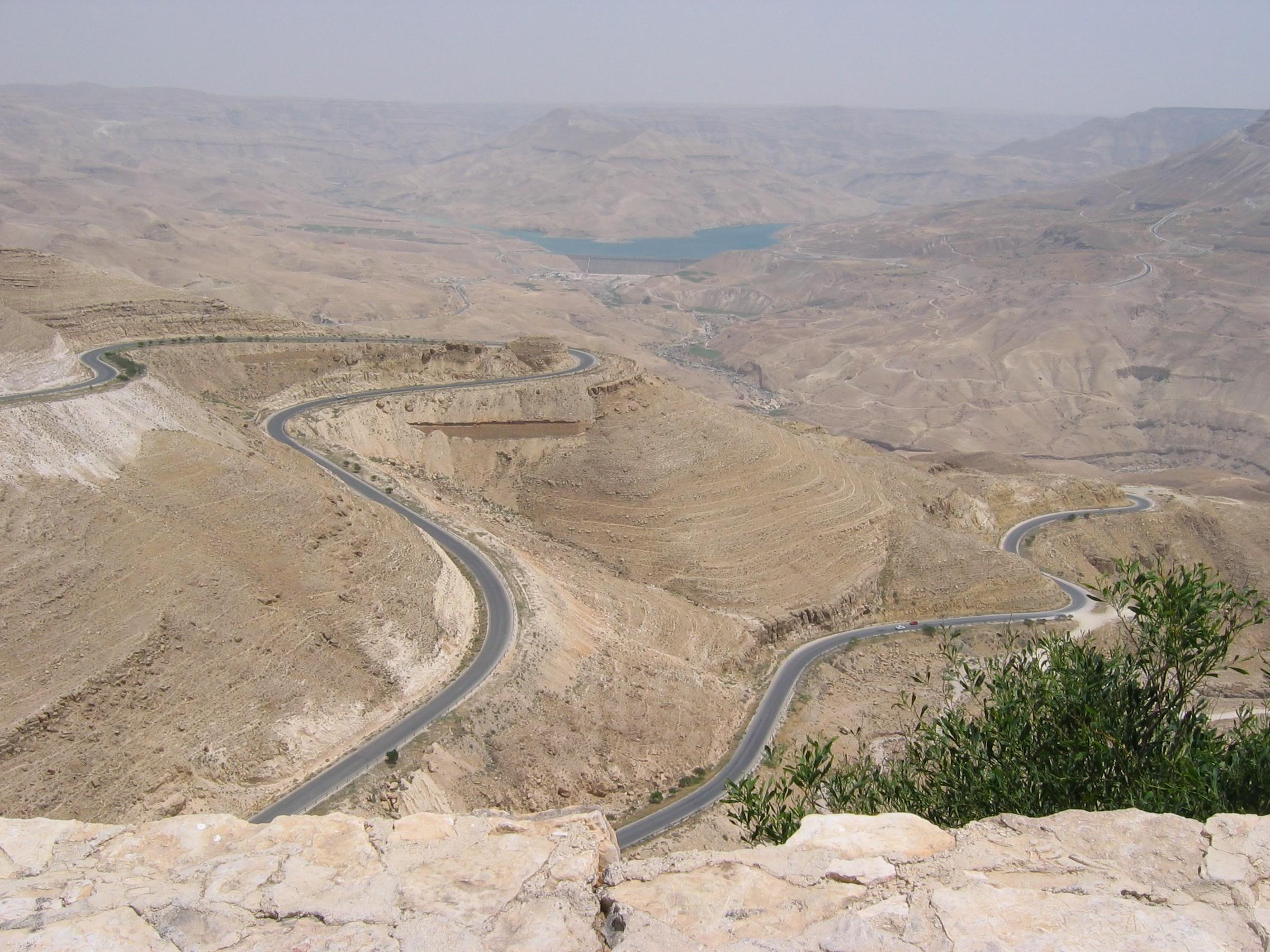 Autopista de Jordania