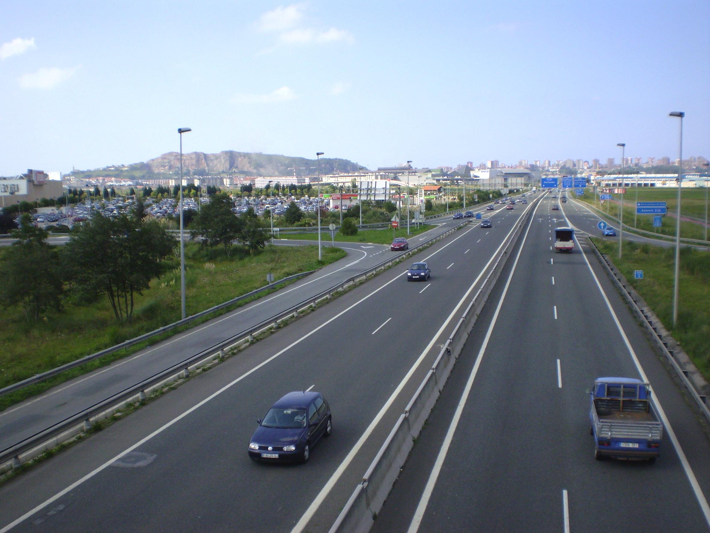 Autopista Santander