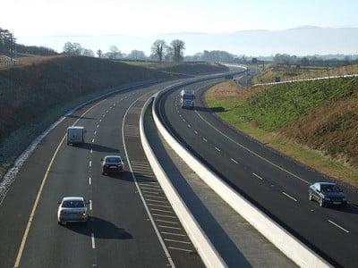 Autopista sur de Irlanda