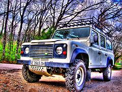 Aventura en Vehiculo 4x4