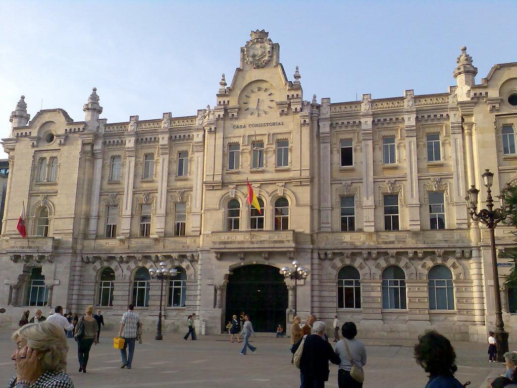 Ayuntamiento de santander for Ayuntamiento de villel de mesa