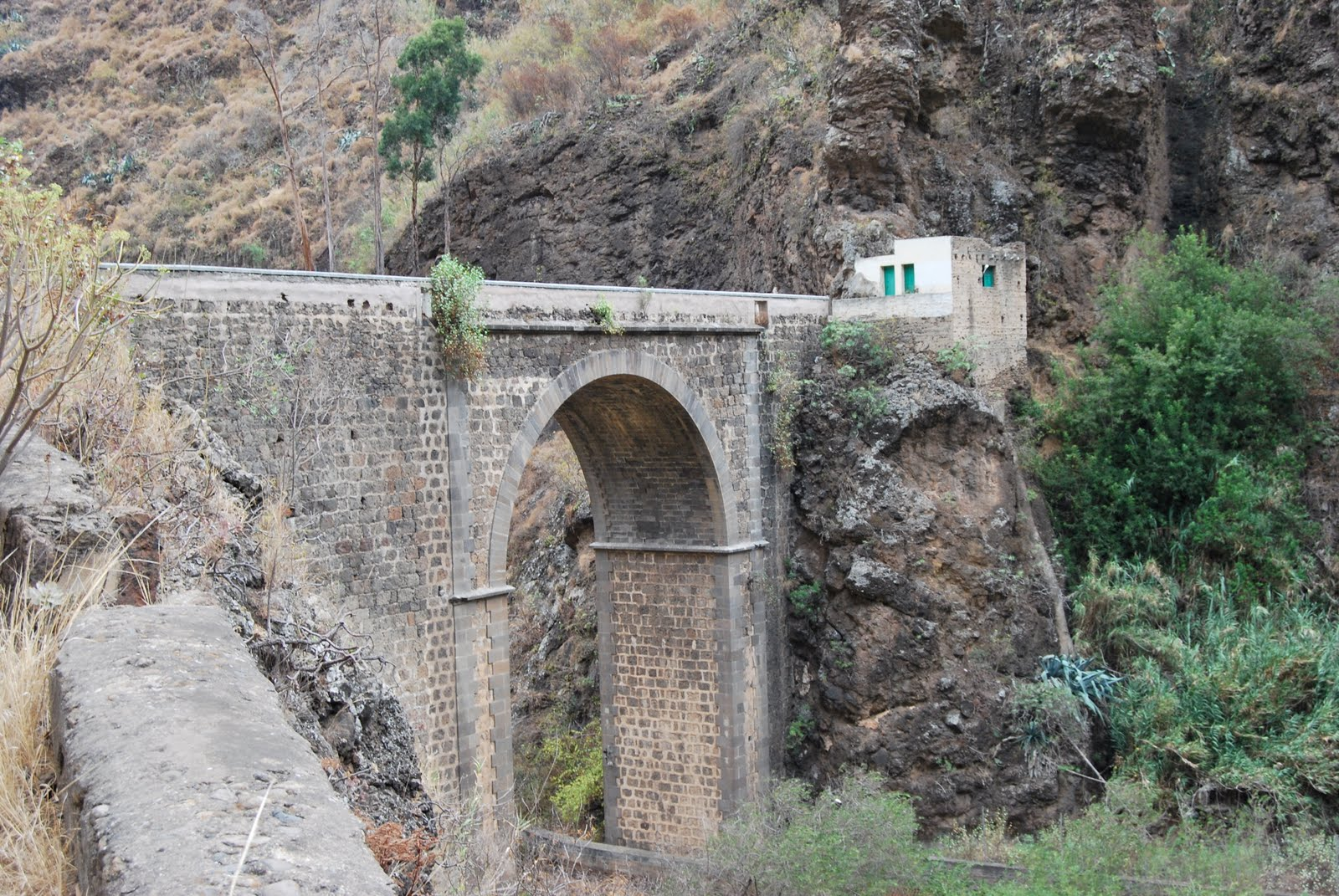 Azuaje, Gan Canaria