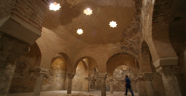 Baños Arabes Londres:Baños Árabes de Jaén