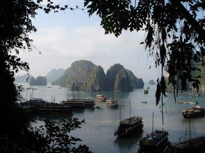 Imagenes de la Bahía de Ha Long