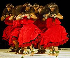 Baile Tahiti