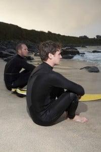 Bañadores para hacer surf