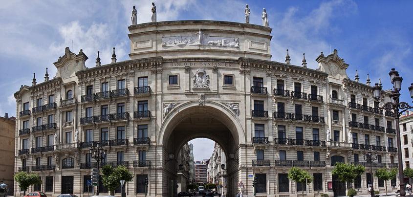 Banco santander de cantabria for Banco santander sucursales barcelona