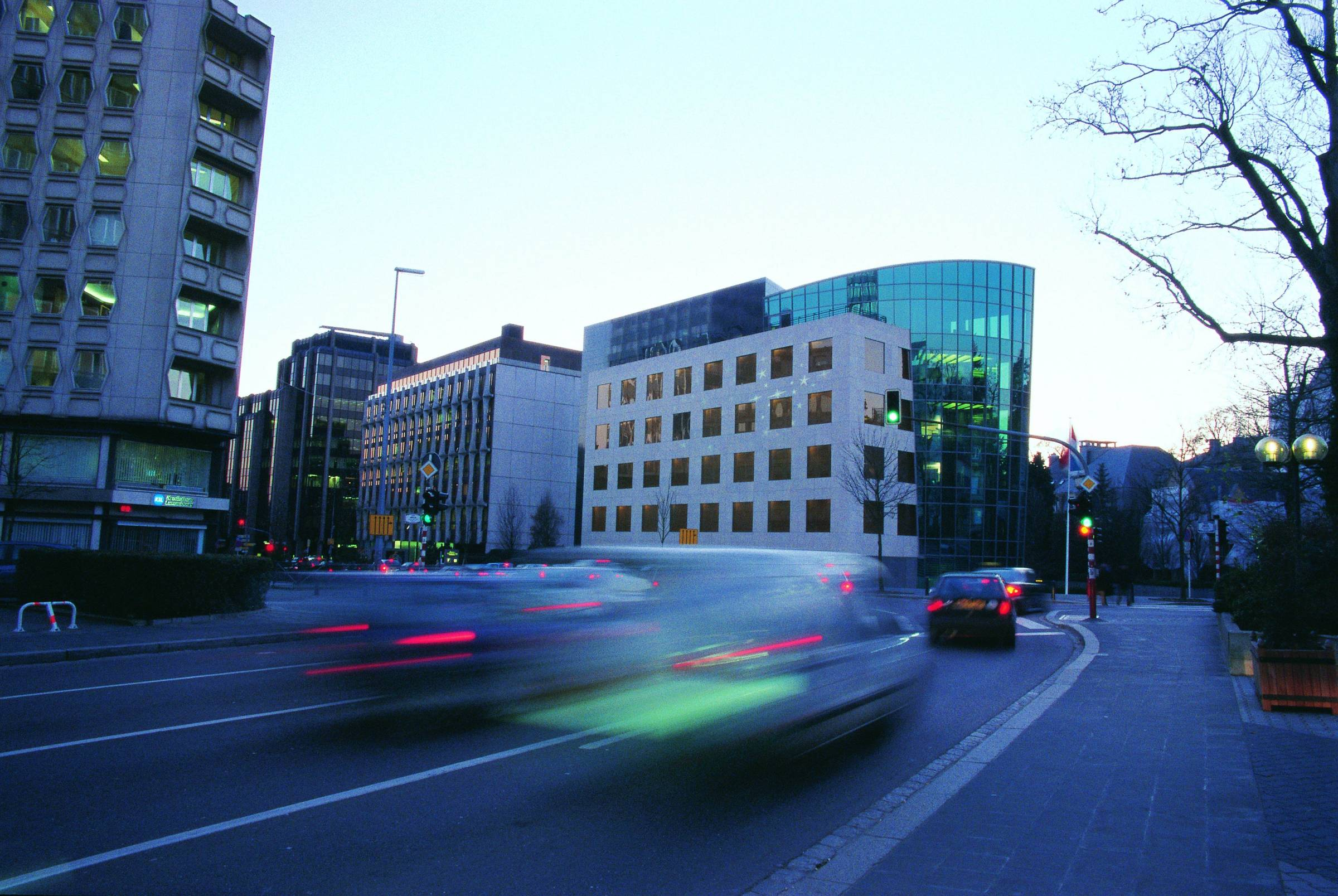 Bancos de Luxemburgo