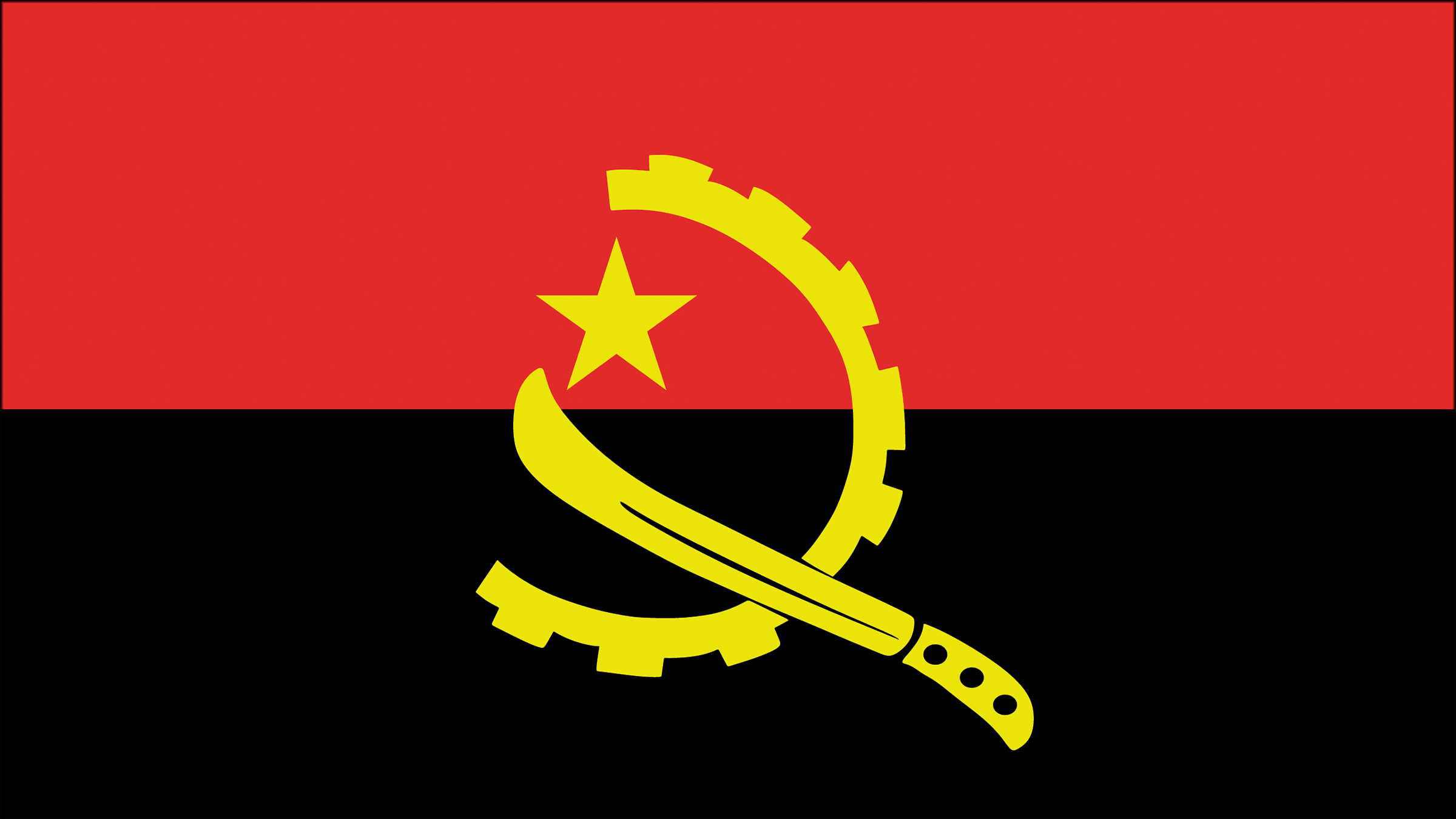 Bandera de la Repblica Democrtica del Congo