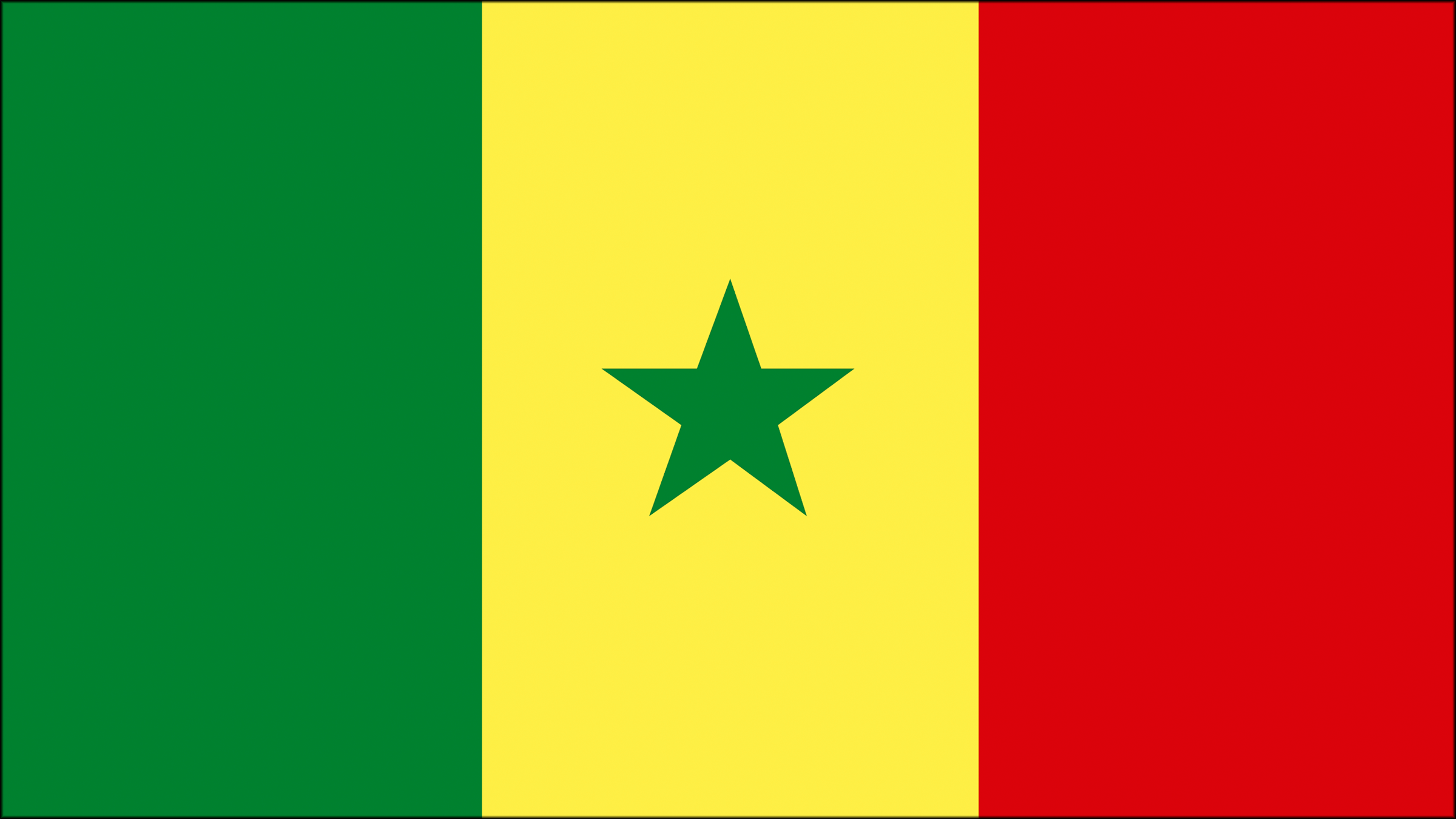 Las banderas de África: imágenes y capital de cada país