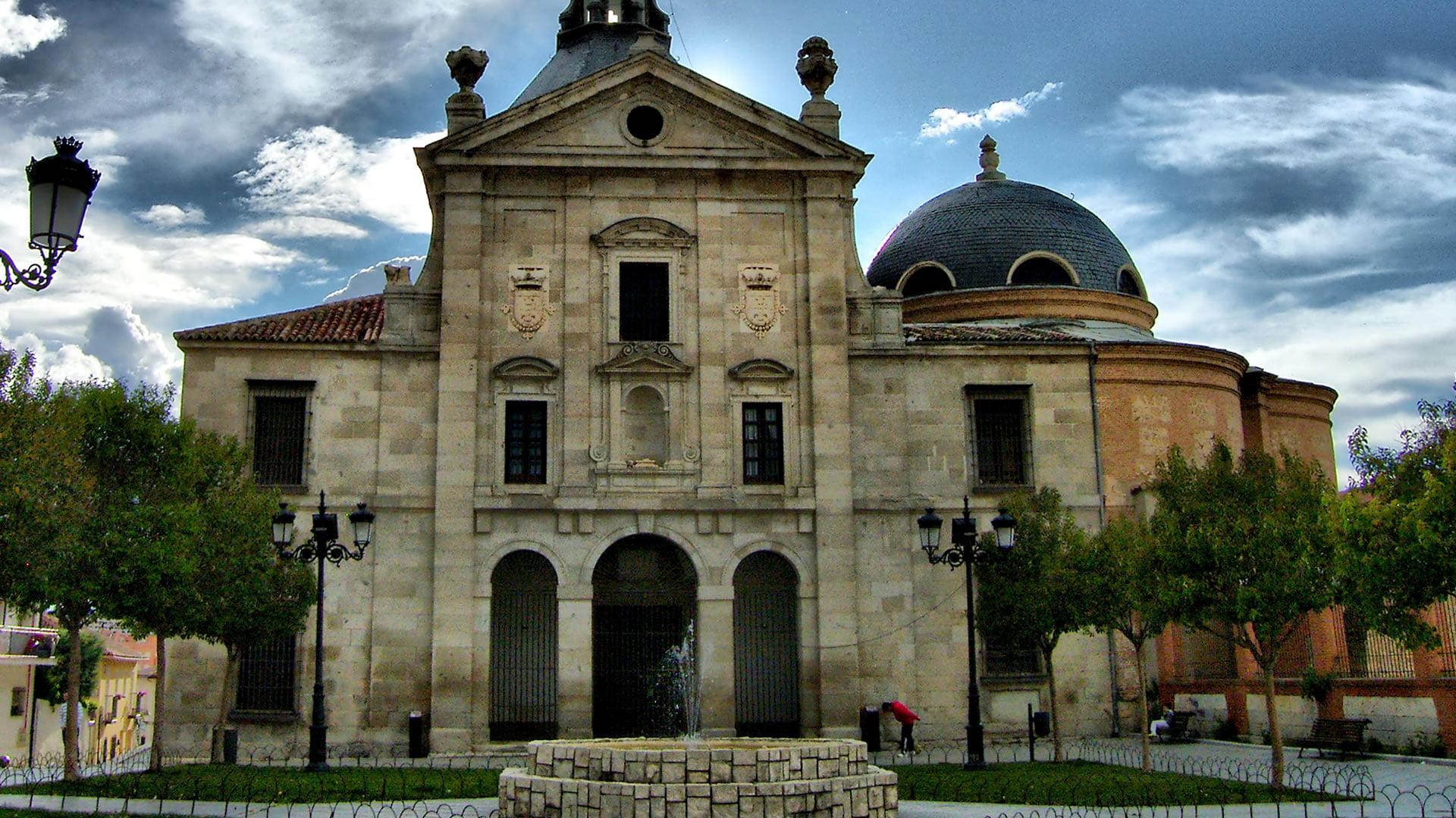 Antiguo monasterio de la Encarnación