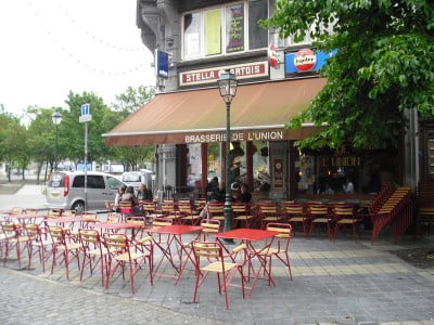 Bar de Bruselas