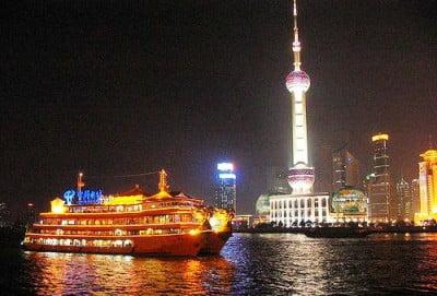 barco en china