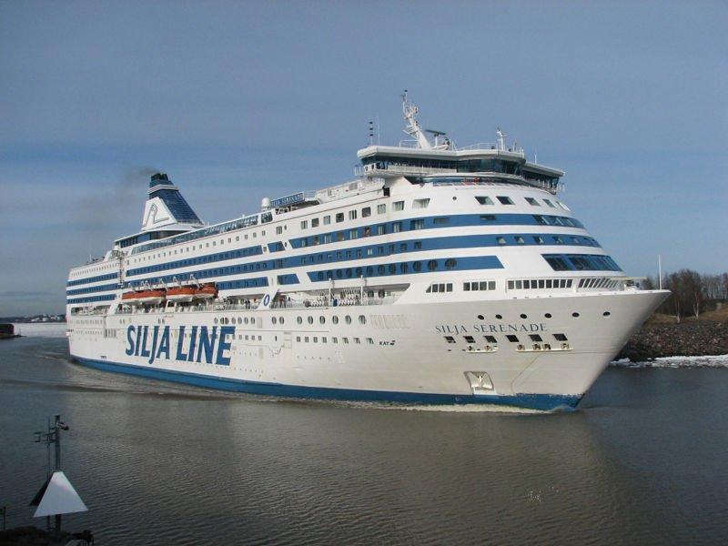 Barco a Finlandia