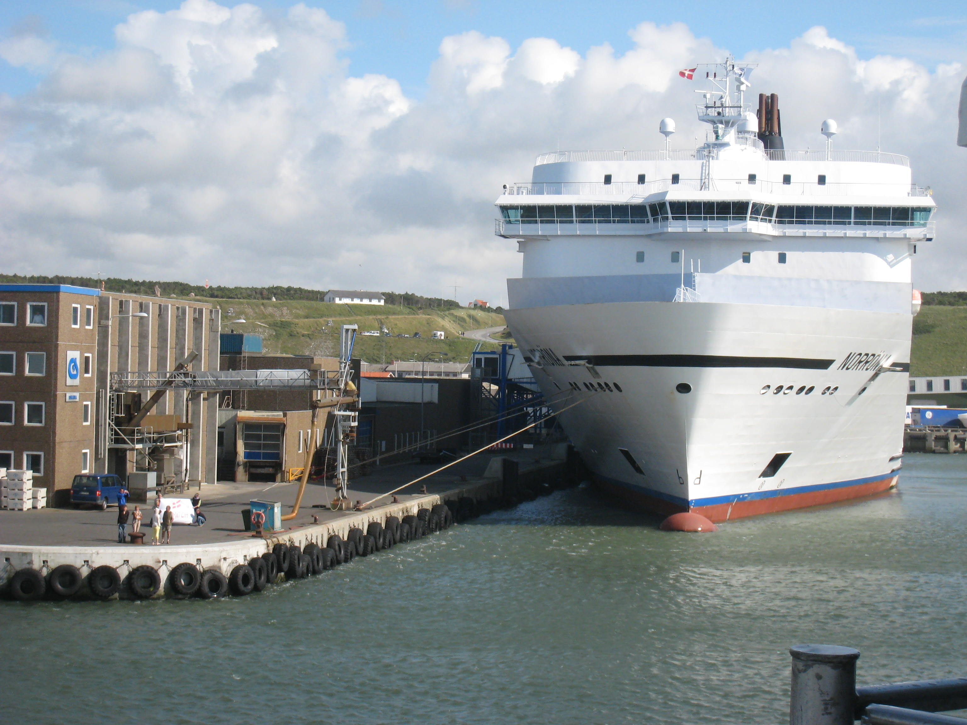 Barco a Islandia
