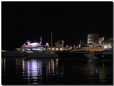 barcos lujosos