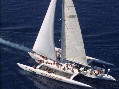 Excursión en catamarán en Santo Domingo