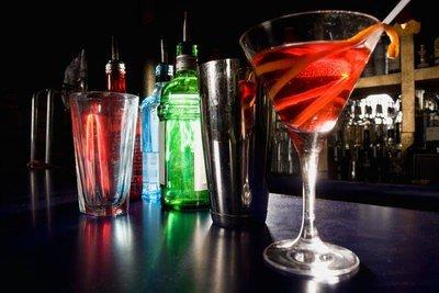 bares originales de cocteles