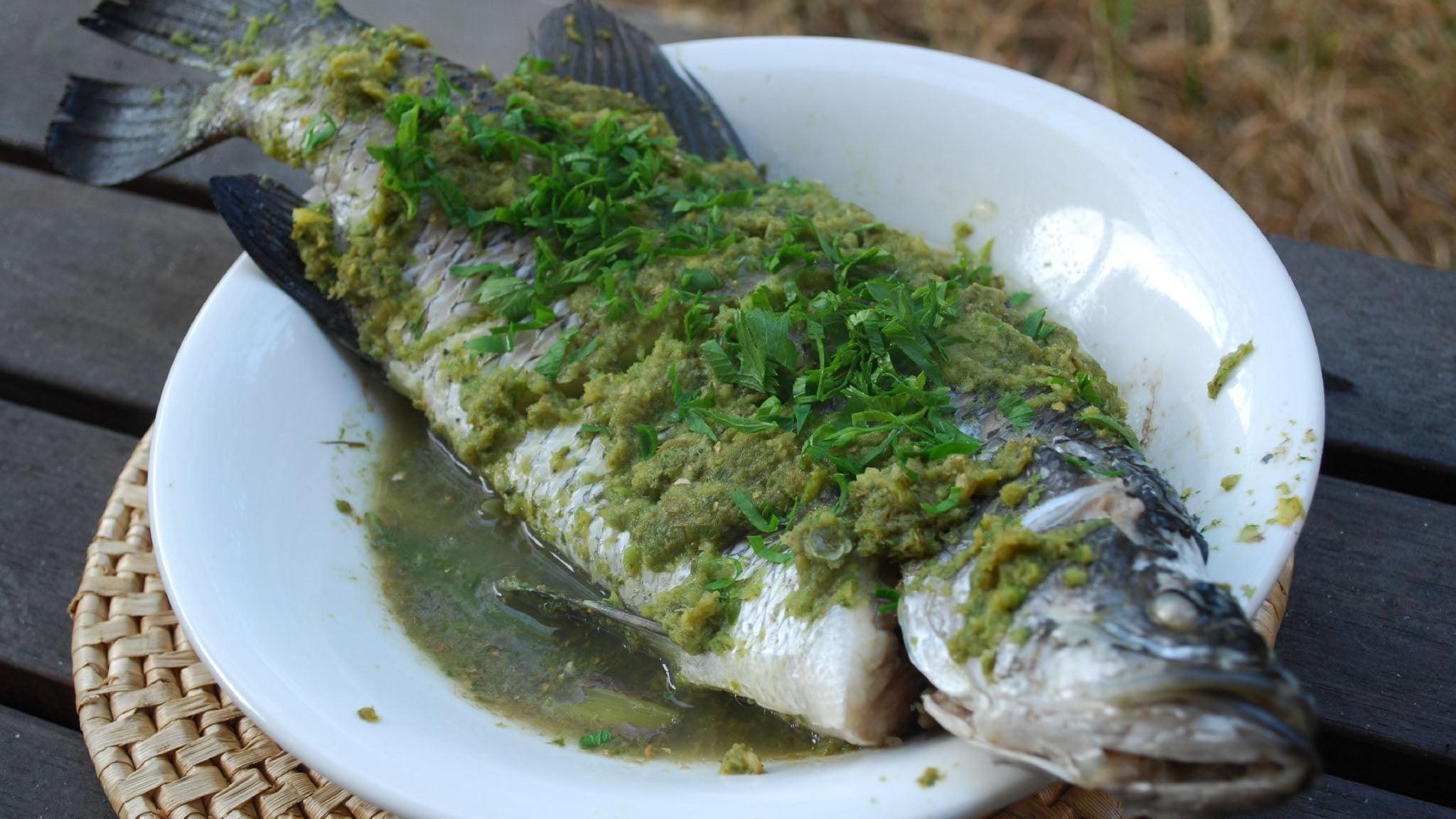 Barramundi un pescado de hasta 60 kilos for Platos dulces