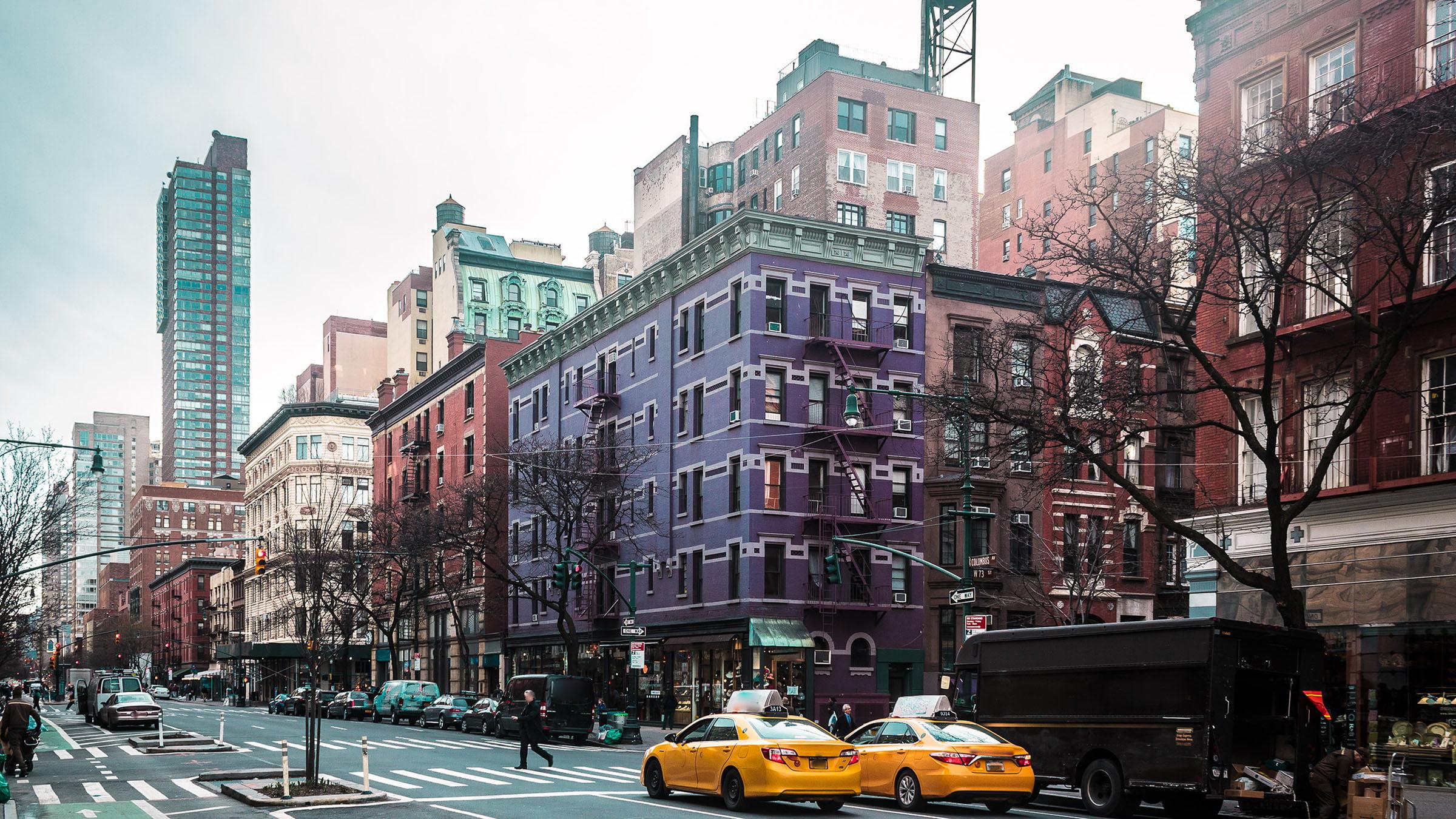Barrio de Manhattan