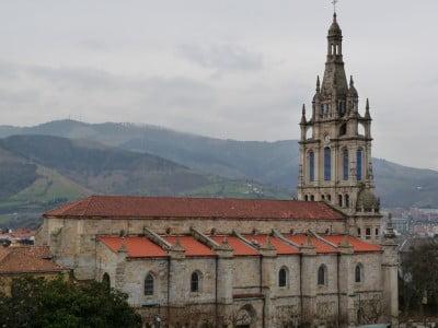 Basílica de Begoña en Bilbao