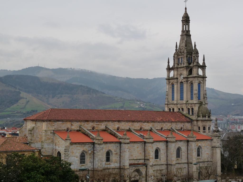 9- Basílica de Nuestra Señora de Begoña - Bilbaohiria