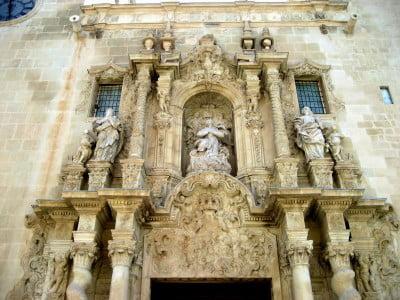 Basílica de Santa María, Alicante